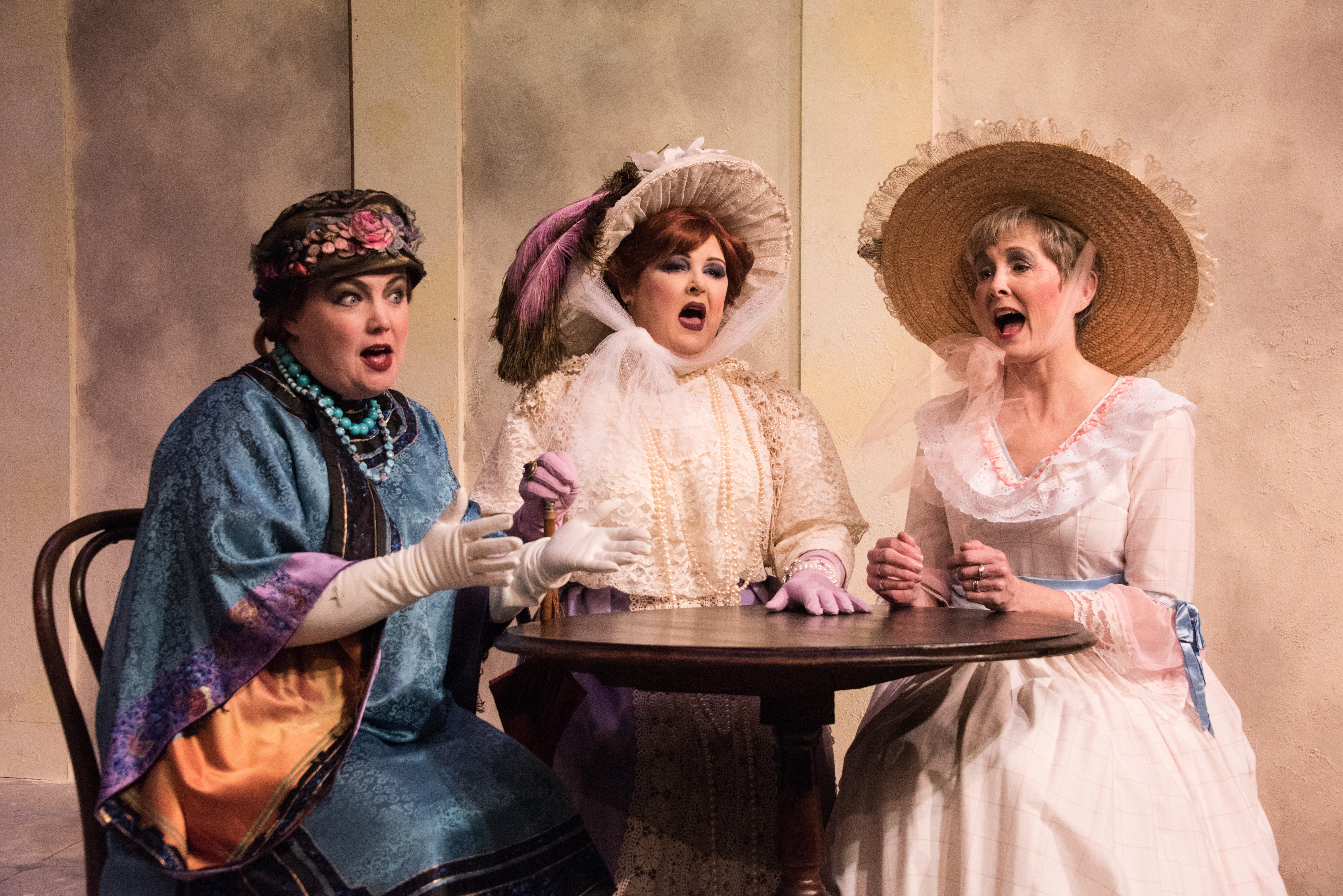 """OPENING SOON: The classic and popular musical, """"Dear World,"""" ends its run at The Very Little Theatre on April 8"""