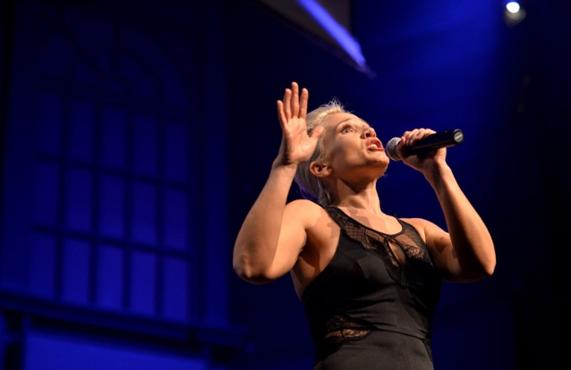 """Soprano Siri Vik's latest one-woman show at The Shedd takes a deep (and sometimes dark) look at the concept of the """"femme fatale"""" in music, literature and movies"""