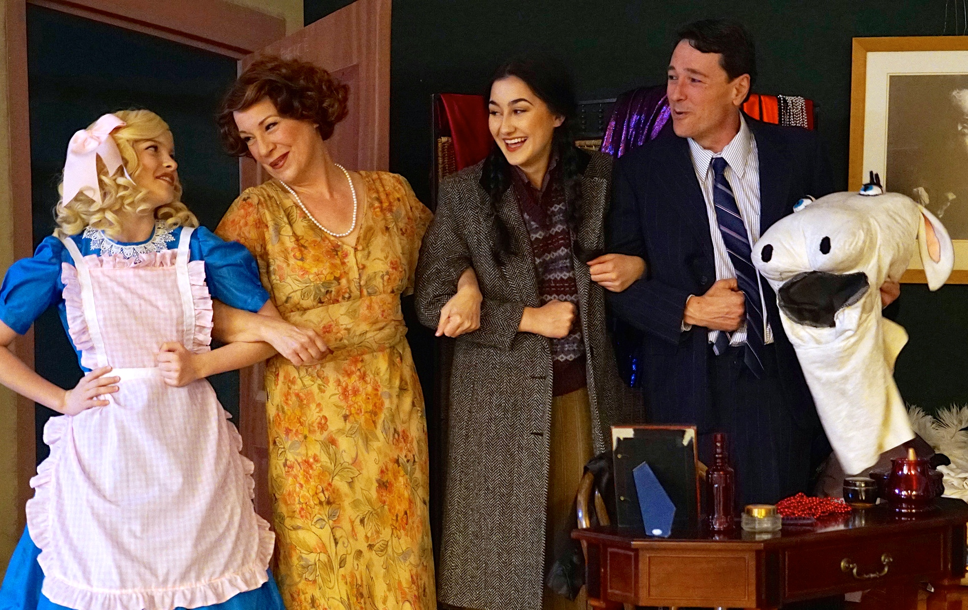 """""""Let Me Entertain You"""" is more than a song when The Shedd brings the ever-popular """"Gypsy"""" to the stage"""