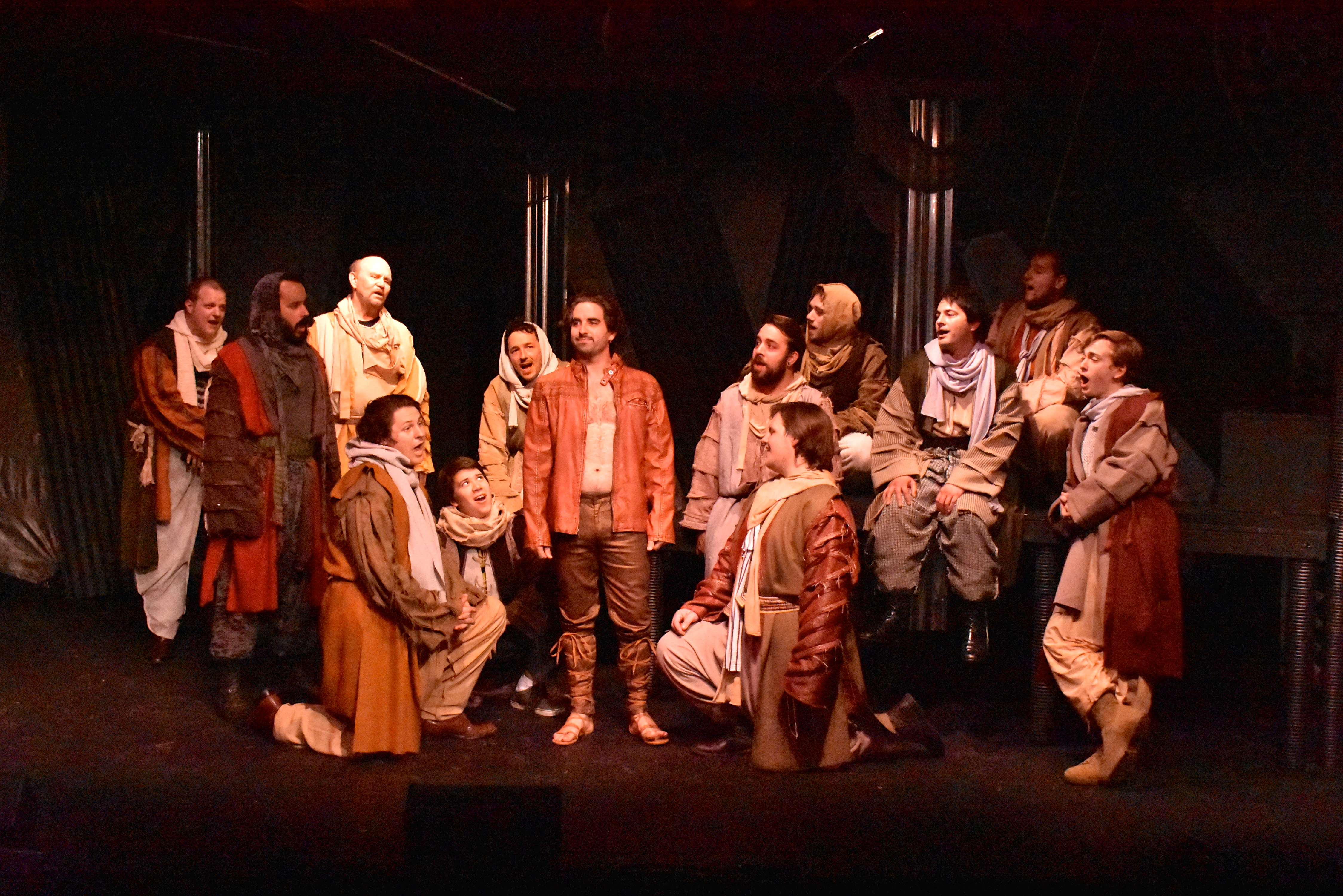 """Actors Cabaret's 38th season features a reprise of its very first musical, """"Jesus Christ Superstar"""""""