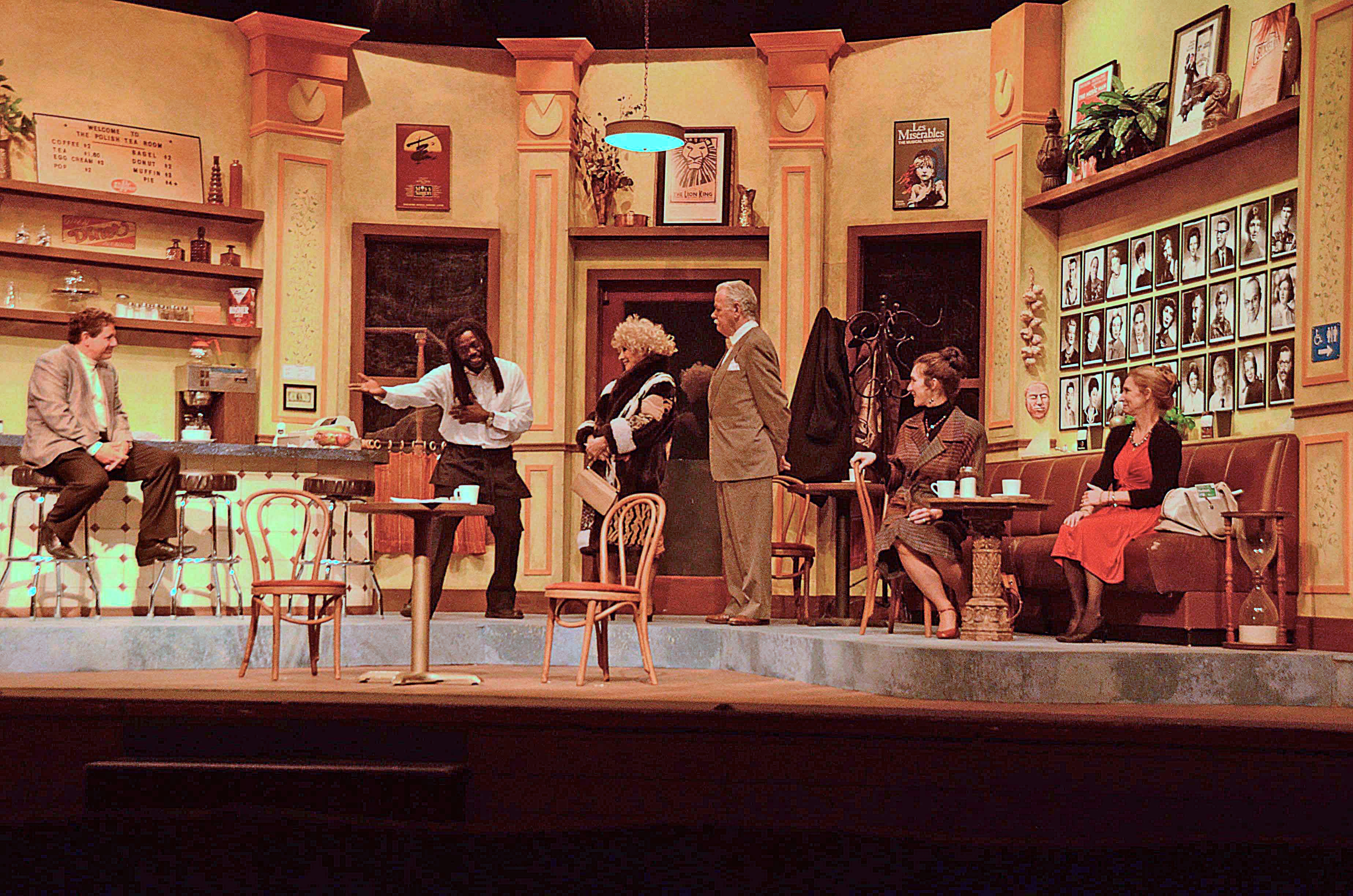 """Very Little Theatre opens its 89th season with Neil Simon's quirky comedy, """"45 Seconds to Broadway"""""""