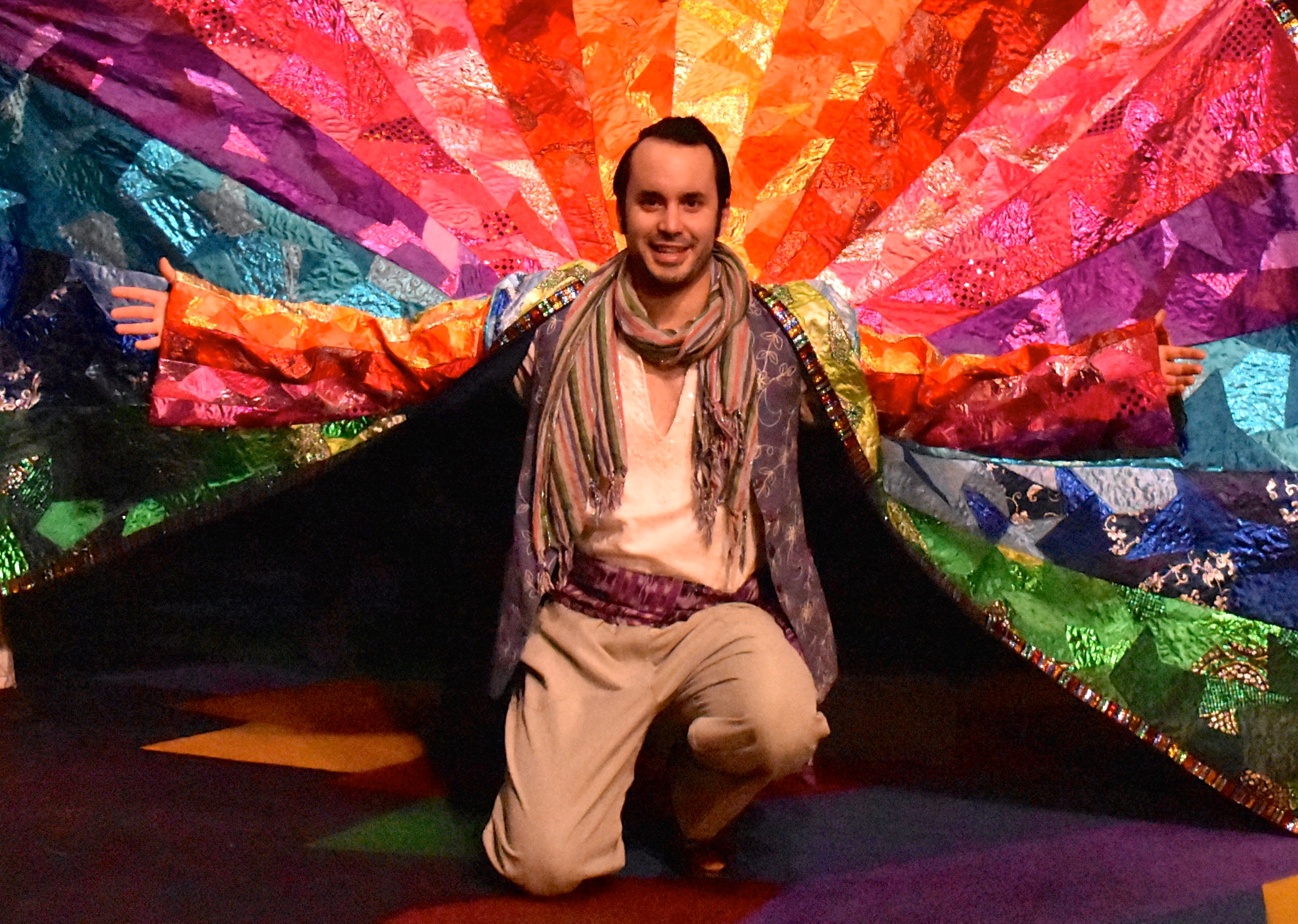 """Joseph and the Amazing Technicolor Dreamcoat"" opens at Actors Cabaret for a three-week run"