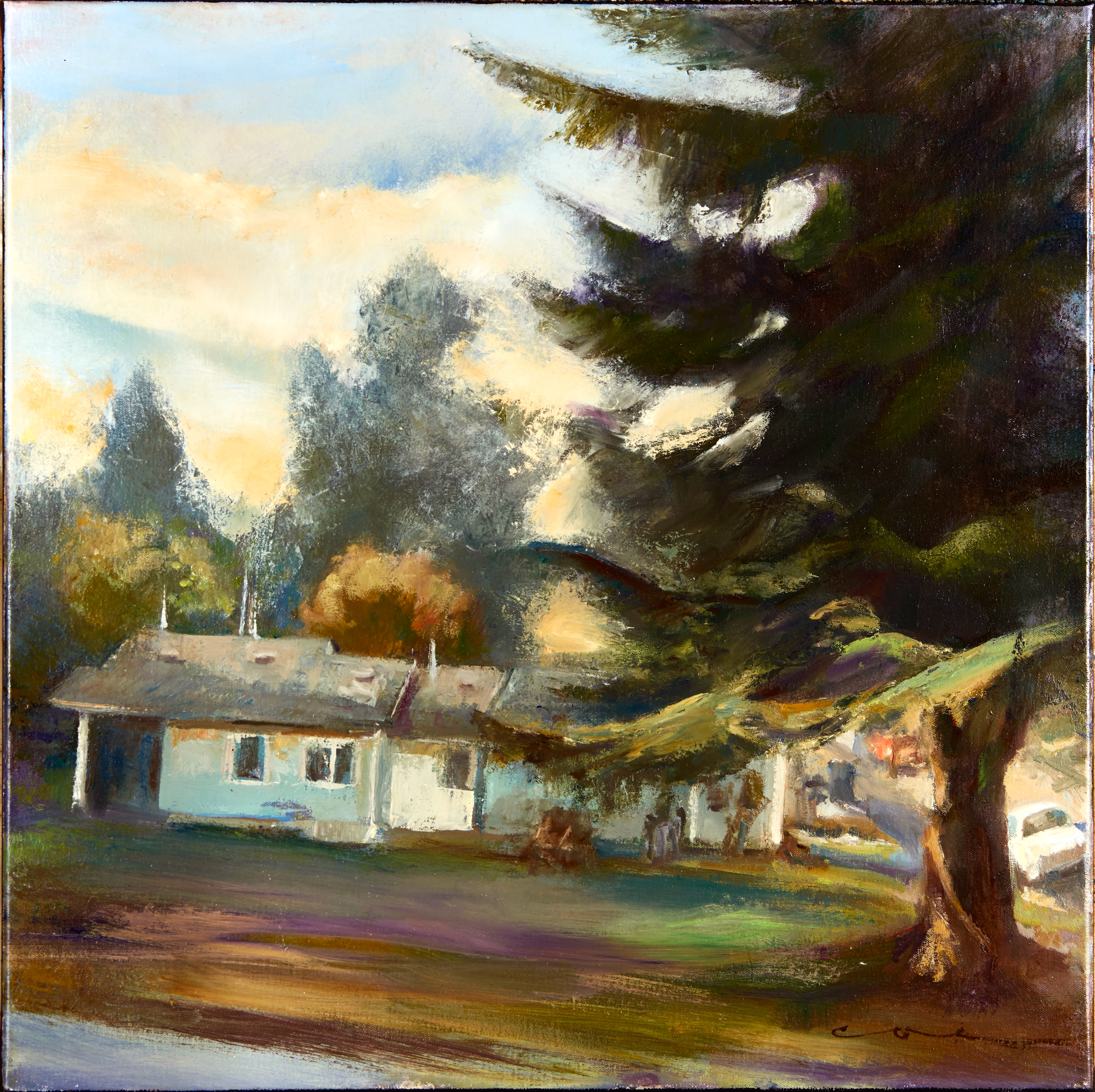 Painter Margaret Coe's newest work is on view through Nov. 25 at the Karin Clarke Gallery