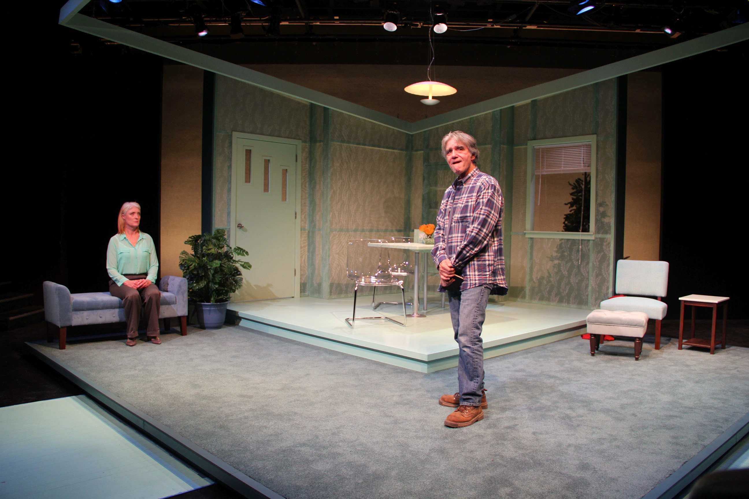 """Oregon Contemporary Theatre takes a trip into the not-so-distant future with """"Marjorie Prime"""""""