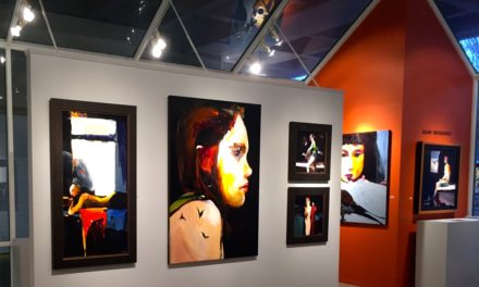 Take a break from holiday hubbub — and at no cost — to enjoy beautiful art at two downtown Eugene across-the-street galleries