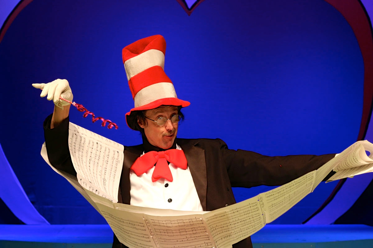 Channel your rollicking inner Dr. Seuss at the Cottage Theatre through Dec. 23