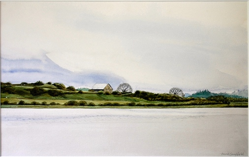 Lifelong artist David Campbell has new show at Out on a Limb Gallery through January