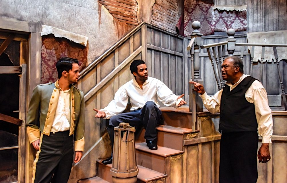 """The Very Little Theatre takes a look at slavery's complicated relationships in """"The Whipping Man"""""""