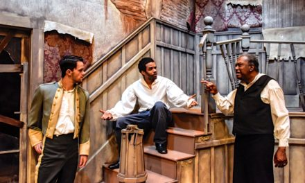 "The Very Little Theatre takes a look at slavery's complicated relationships in ""The Whipping Man"""
