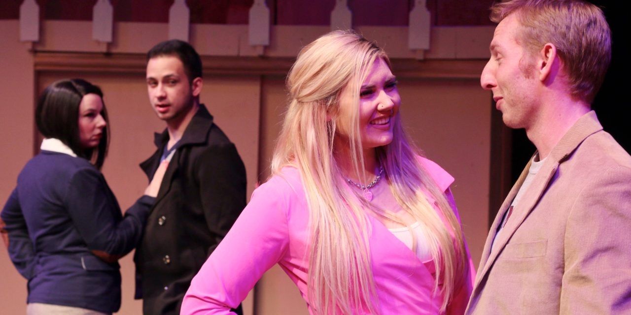 Swell Legally Blonde Brings Love Law And Everything Pink To The Download Free Architecture Designs Barepgrimeyleaguecom