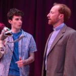 """""""Hand to God,"""" a dark comedy onstage at Oregon Contemporary Theatre, plumbs the depths of human nature through a diabolical puppet named Tyrone"""