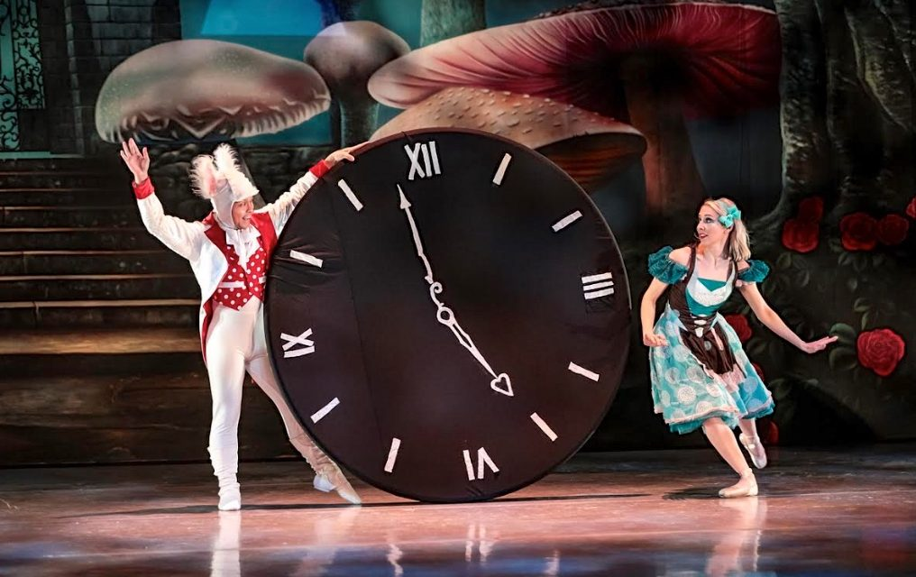 "Ballet Fantastique has a special surprise for its ""Alice in"