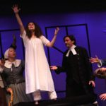 """Sometimes it's good to think a little (or a lot) about a play  — Cottage Theatre's production of """"The Crucible"""" is one of those times"""