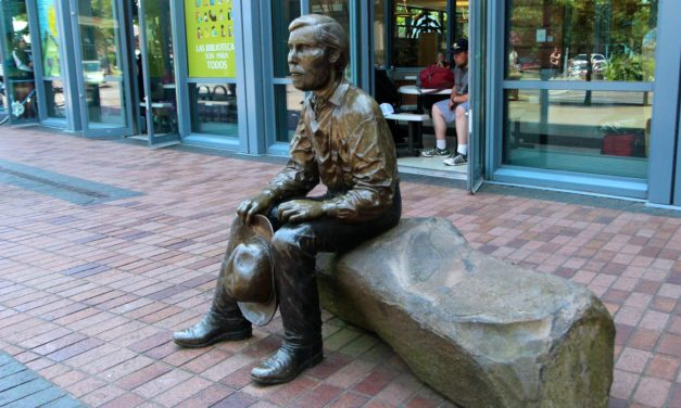 Need a break from the holiday rush? Relax and enjoy all the goings-on at the Eugene Public Library