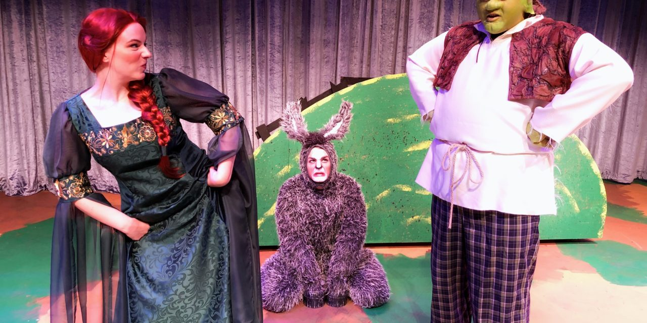 Stupendous Cottage Theatres Shrek The Musical Aims To Delight Kids Home Interior And Landscaping Elinuenasavecom