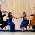 Delgani String Quartet begins its 2018-19 season on Oct. 28