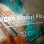 "Reviewer Daniel Buckwalter calls Oregon Mozart Players ""a warm blanket on a chilly night …"""