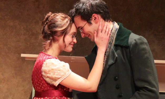 """You can get your Jane Austen holiday fix at OCT with """"Christmas at Pemberley"""""""