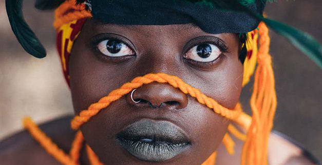 Ghanaian-born Jojo Abot brings her multi-pronged art-is-life performance to the WOW Hall