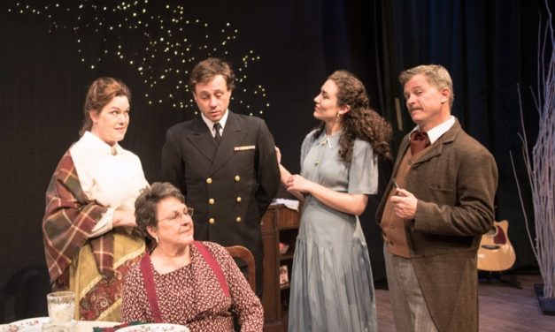 """Review: """"The Long Christmas Dinner"""" at The Very Little Theatre takes on the serious side of Christmas"""