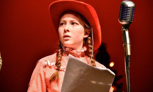 "Radio Redux: It's ""A Christmas Carol,"" cowboy style"