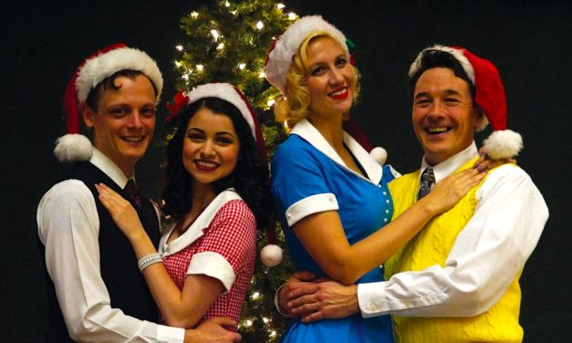 It's already White Christmas at The Shedd, where the classic musical theatrical runs through Dec. 16