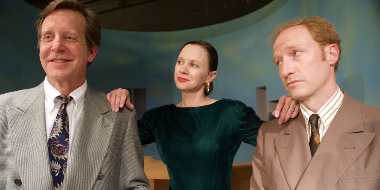 At The Very Little Theatre: This murder mystery is also a comedy